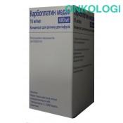 Карбоплатин 600 мг