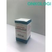 Карбоплатин конц. д/инф. 450 мг