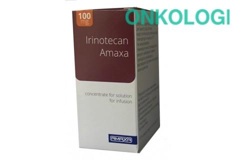 Иринотекан конц. д/инф. 20 мг/мл фл. 5 мл №1