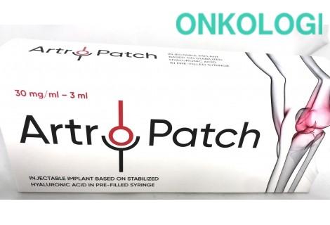 Имплантат иньекционный Артро-патч 30 мг/мл шприц 3 мл, на осн. стабилиз. гиалурон. кислоты
