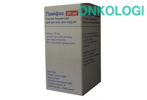Памифос конц. д/инф. 3 мг/мл фл. 30 мл №1